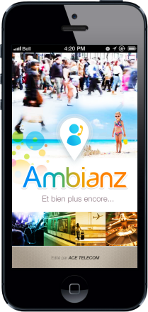 Application ambianz alibi